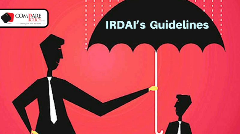 IRDAI New Guidelines