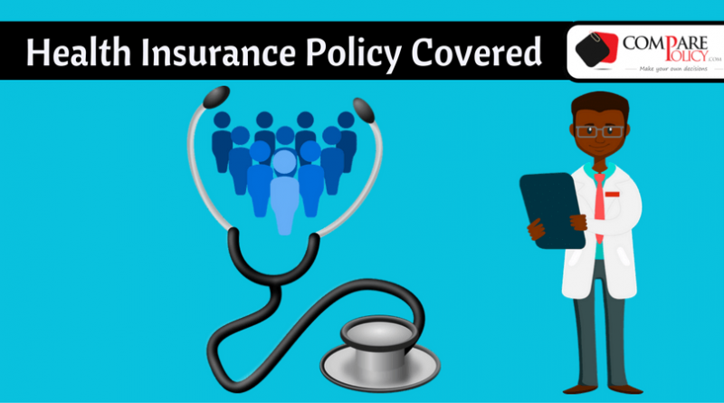 Health Insurance Policy Covered