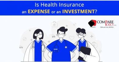 Health Insurance An Expense Or An Investment - ComparePolicy