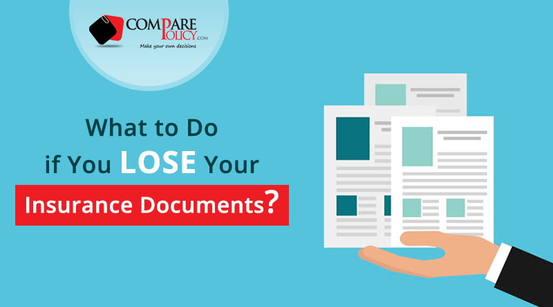 Lose-Your-Insurance-Documents-ComparePolicy