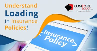 Understand Loading In Insurance Policies