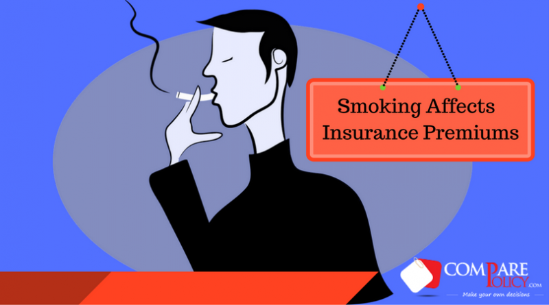 How Smoking Affects Life Insurance Premium