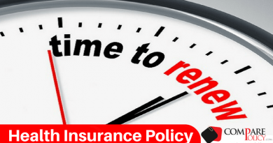 Renew Your Health Insurance Policy