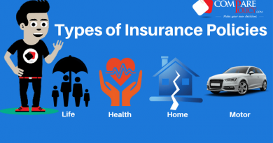 Types of Insurance Policy in India