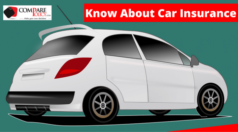 Know About Car Insurance