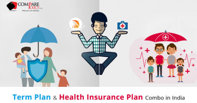 Term Plan and Health Insurance Plan