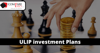 Unit Linked Insurance Plans (ULIP)