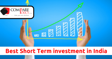 Best Short Term investment in India
