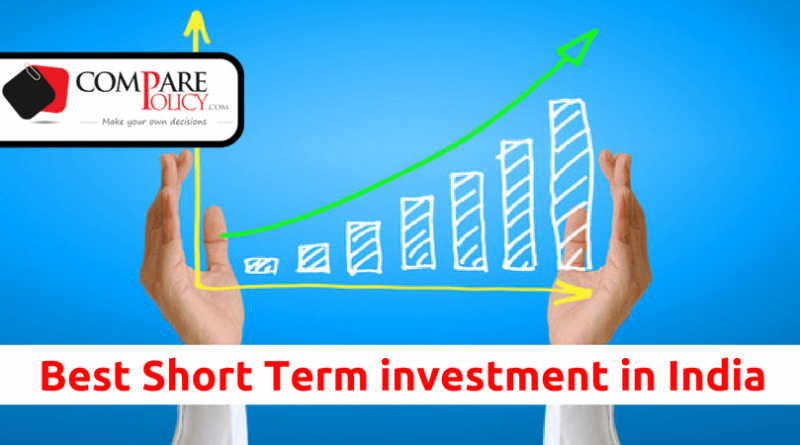 Best short term investment options in india