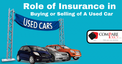 Buying or selling your car insurance of A Used Car