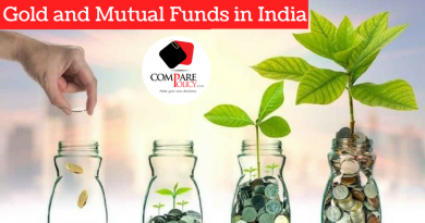 Gold and Mutual Funds in India