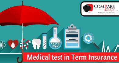 medical test term insurance