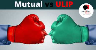 Mutual Funds versus ULIP Investments