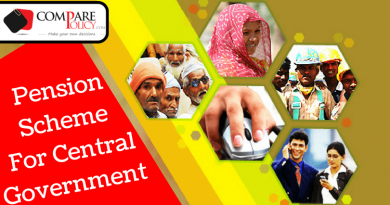 Pension Scheme For Central Government