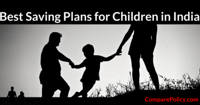 saving money for children plan in India