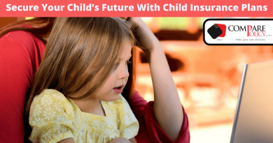 Secure Your Child's Future With Child Insurance Plans