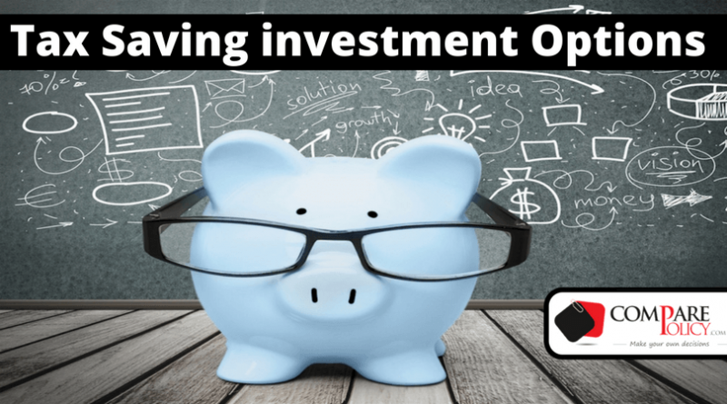 80C Tax Saving investment Options in India