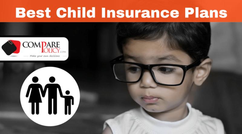 Top 10 child Insurance plans