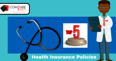 Top Five Health Insurance Policies