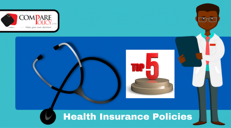 Top Five Health Insurance Policies