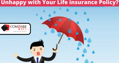Unhappy with Your Life insurance Policy?
