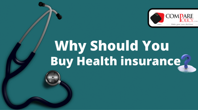 Why should you invest in health insurance