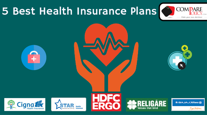 Best Health Insurance Plans Of 2017 Comparepolicy