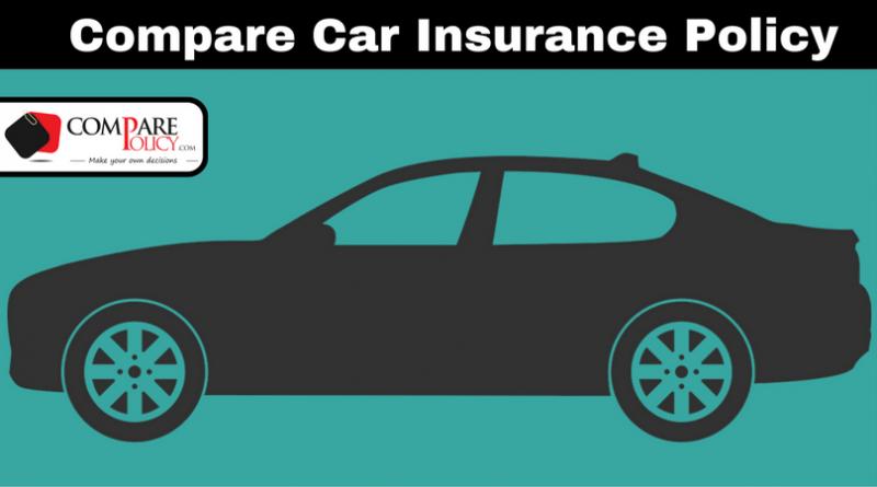 Compare Car Insurance Policy