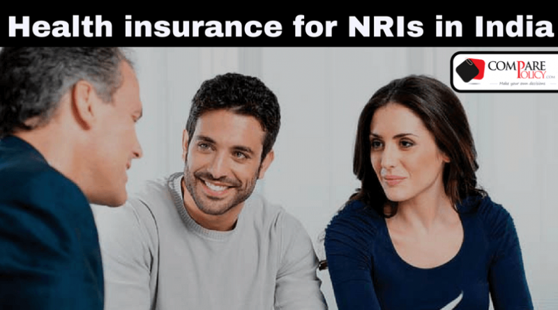 Health insurance for NRIs in India