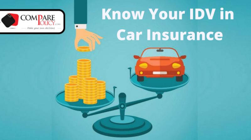 IDV in Car Insurance