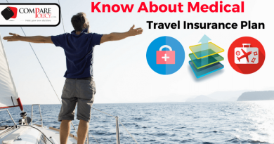 Medical Travel Insurance Plan