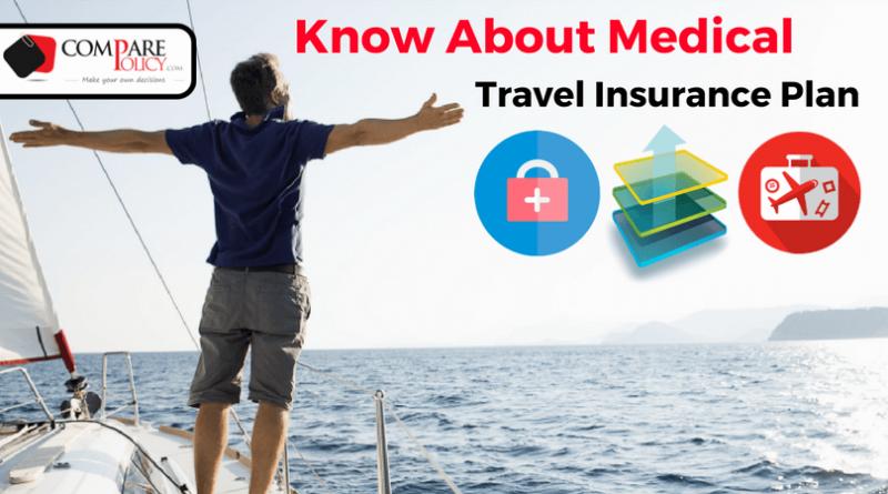 Medical Travel Insurance Plan