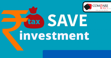 Tax Saving Investment