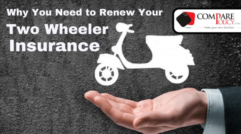 Renew Two Wheeler Insurance Online