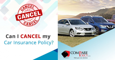car insurance cancellation india
