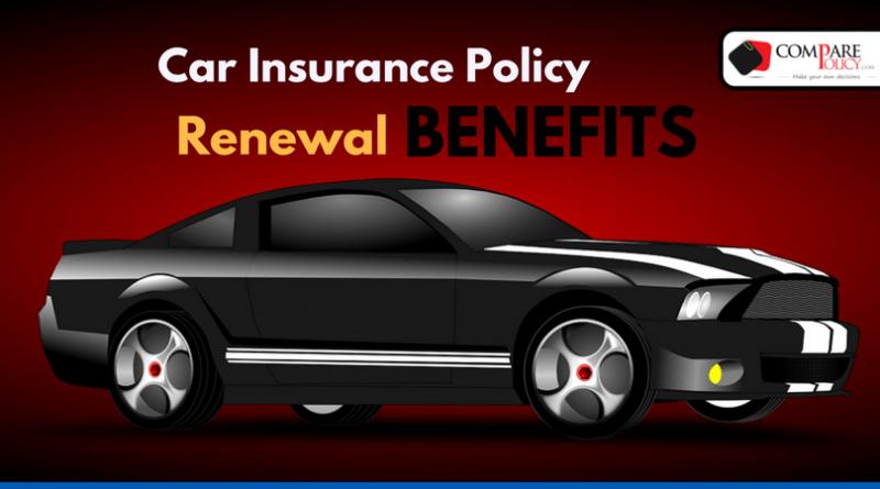 Car Insurance Policy Renewal