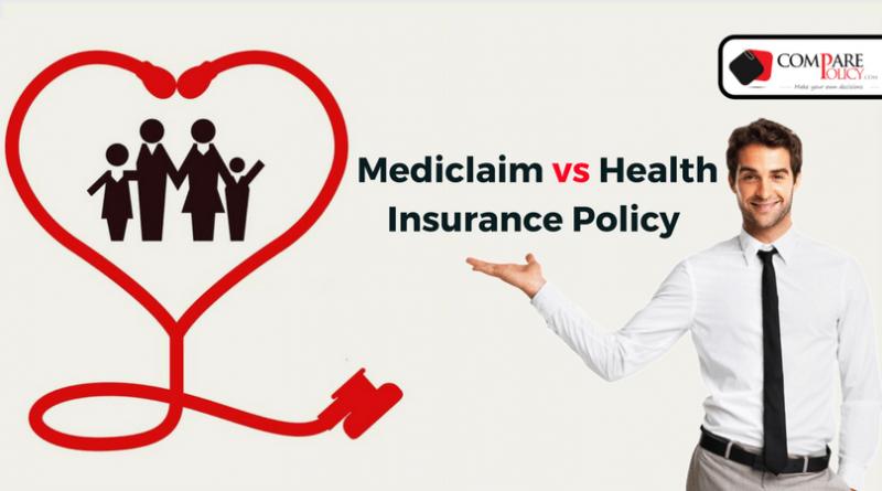 Mediclaim vs Health Insurance Policy