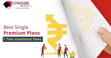 Single Premium Investment Plans