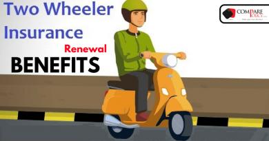 Two Wheeler Insurance Renewal BENEFITS