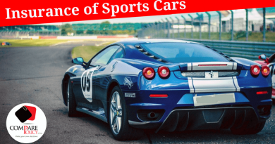 Insurance of Sports Cars