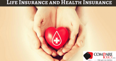 Life Insurance and Health Insurance