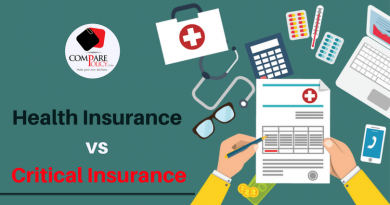 Health Insurance vs Critical Insurance