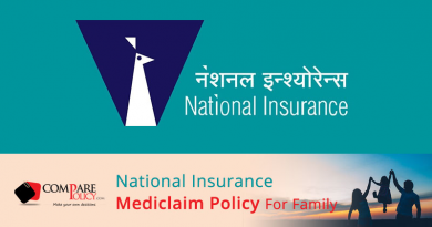 National Insurance Mediclaim Policy