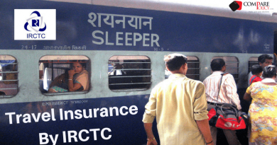 Travel Insurance By IRCTC