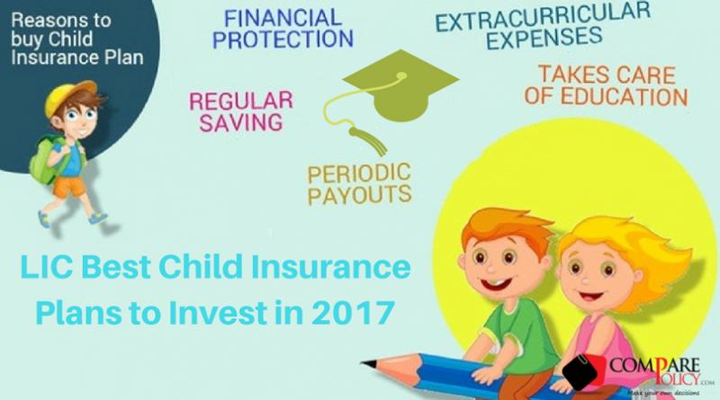 LIC Child Insurance Plans