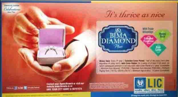 LIC's Bima Diamond Plan