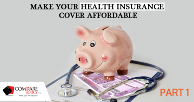 Make Your Health Insurance Cover Affordable Part-1