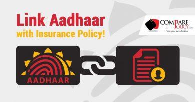 Link Aadhaar to Insurance Policy