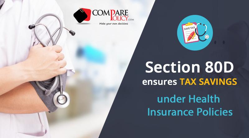 tax deduction under section 80D