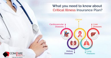 Know all about Critical Illness Health Insurance Plan